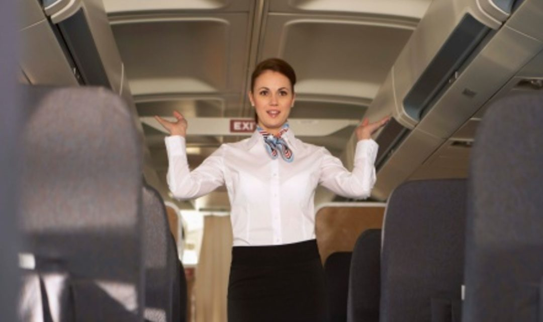 What Being a Flight Attendant Taught Me About Human Trafficking